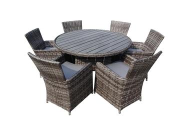 Billige havemøbler polyrattan