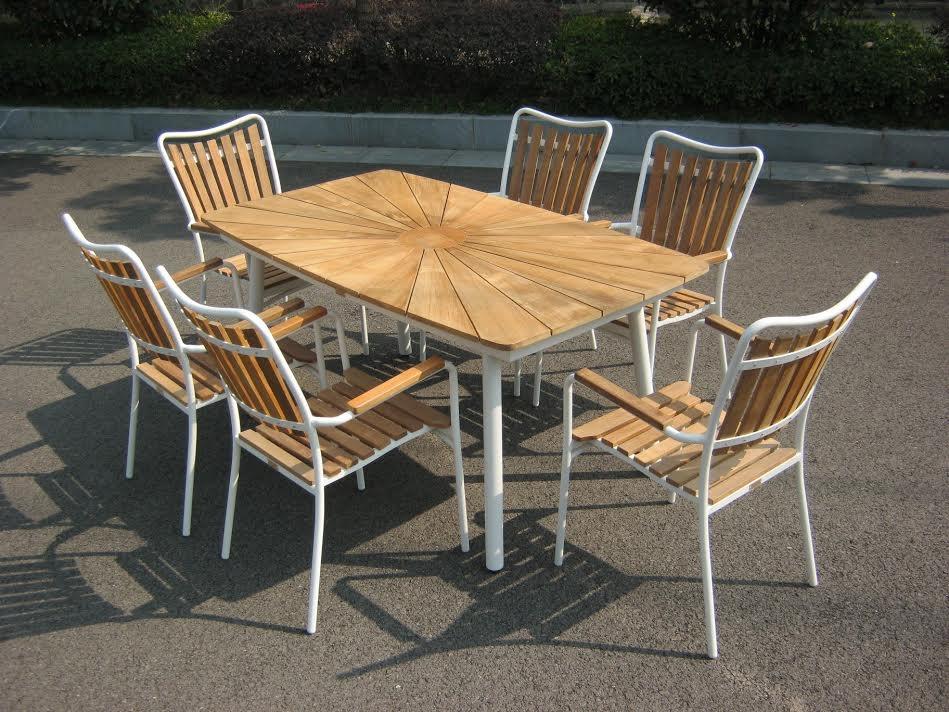 havemøbler købes Daneline Teak Havebord 160/6 havemøbler købes
