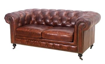 2 pers Chesterfield model Oakland