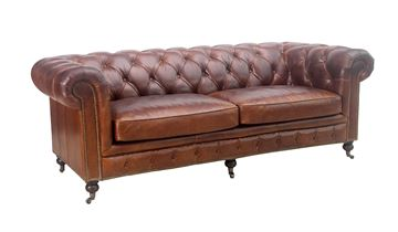 3 pers Chesterfield model Oakland