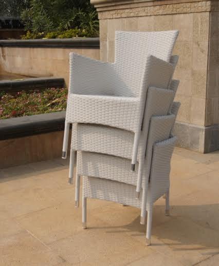 Modernistisk Malaga stol MU79