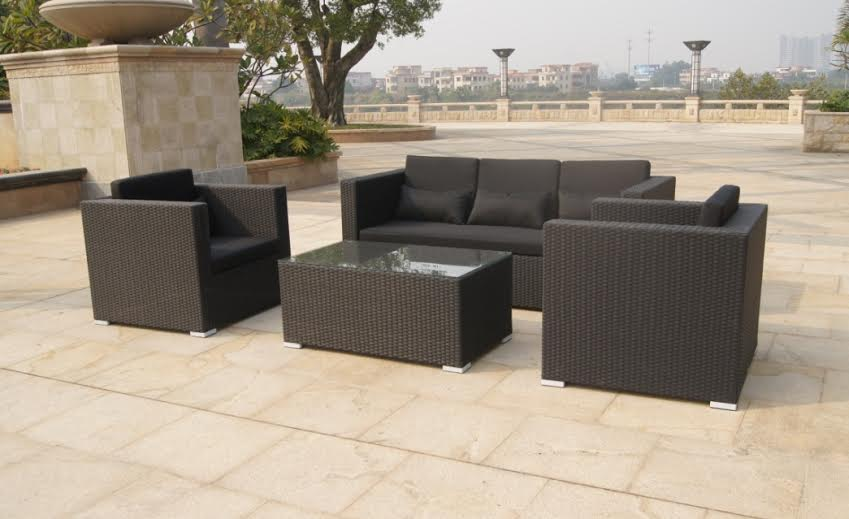 Lounge havemøbler - Køb havemøbler i loungestil til gode priser her