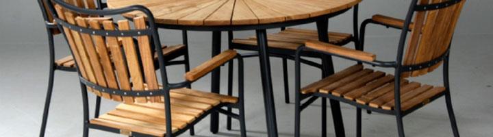 Havemøbler teaktræ udsalg | Møbler til terrassen og haven