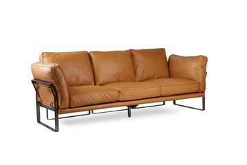 3 pers læder sofa model Milano