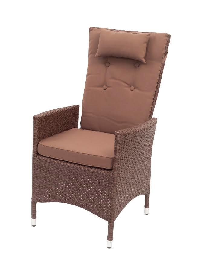 c574d6b6899 Madrid Polyrattan stol