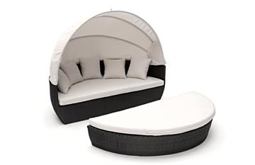 Lounge sofa rund  Lounge havemøbler - Køb havemøbler i loungestil til gode priser her